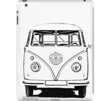 VW Bus T-shirt iPad Case/Skin