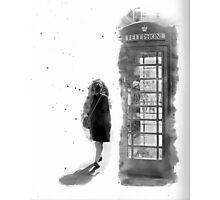 Carnaby Calling Photographic Print