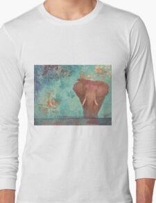 live, dream, explore Long Sleeve T-Shirt