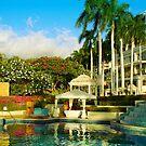 Wailea Resort on Maui - HAWAII by Atanas Bozhikov NASKO