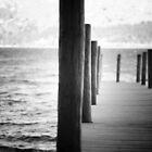 Derwentwater Jetty by simassey81