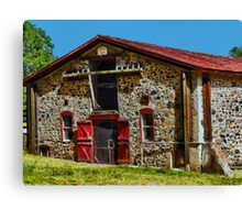 Jack London's Stable (barn? animal enclosure??) Canvas Print