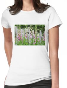 Foxglove & Fence Womens Fitted T-Shirt