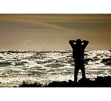 Seas Photographic Print