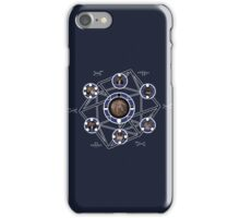 Remedial Chaos Theory Timeline Design iPhone Case/Skin