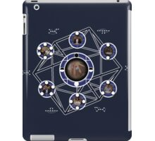 Remedial Chaos Theory Timeline Design iPad Case/Skin