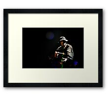 Paid In Full Framed Print