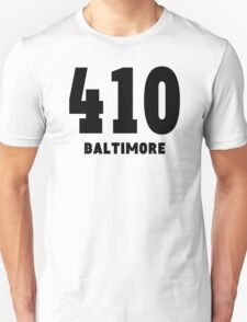 410 Baltimore T-Shirt