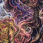 Fiesta Rose by Angel Ray