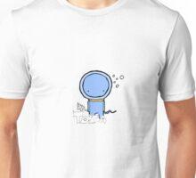 Tora Rough Sketch Unisex T-Shirt