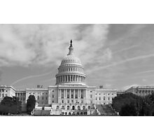 Capitol Photographic Print