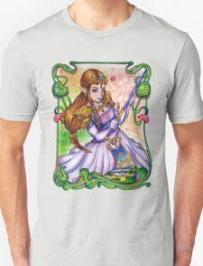 Zelda from The Legend of Zelda Unisex T-Shirt