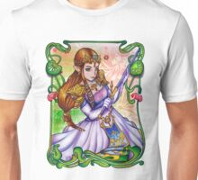 Zelda from The Legend of Zelda Unisex T-Shirt