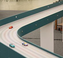 Slot Car Racing by amygrimm