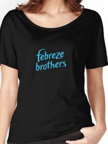 Febreze Brothers Women's Relaxed Fit T-Shirt