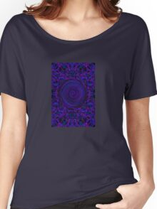 Psychedelic Twist Women's Relaxed Fit T-Shirt