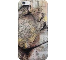 im on the map iPhone Case/Skin