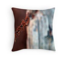 One Link Throw Pillow