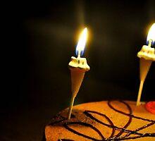 16 Candles  by Caroline Plummer