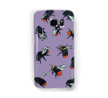 Red-Tailed Bumblebees Samsung Galaxy Case/Skin