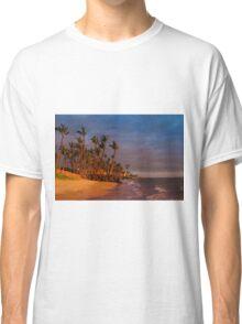 Sunset over Maalaea Bay - Maui, HAWAII Classic T-Shirt