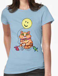 Cat Lover's Cute Tabby  T-Shirt T-Shirt