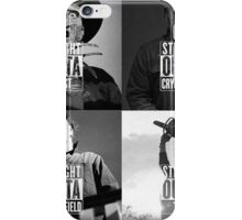 Horror Foursome iPhone Case/Skin