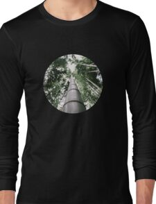Round Bamboo Long Sleeve T-Shirt