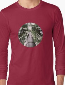 Round Bamboo Long Sleeve T-Shirt