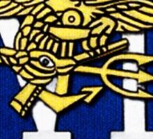 US Navy Seal Team Six Sticker