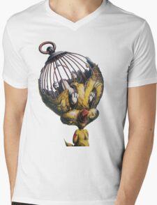 Tweety Mens V-Neck T-Shirt
