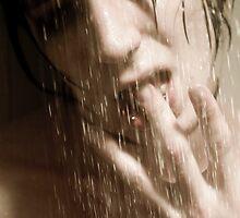 Shower Sensation by WingedCreations