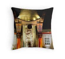 GROMANN'S  CHINESE THEATER  Throw Pillow