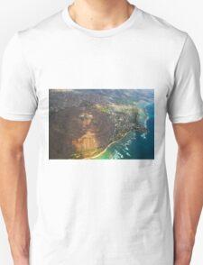Diamond Head in Waikiki Beach - Honolulu, OAHU HAWAII T-Shirt