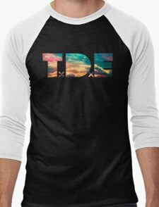 TDE TOP DAWG SKY BLUE CLOUDS HAZE FLARE T-Shirt