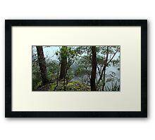 New England National Park Framed Print