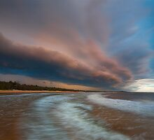 Stormfront Noosa, Qld by Ben Messina