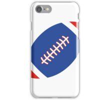rugby iPhone Case/Skin