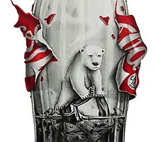 Coca-cola by LuigiMrz
