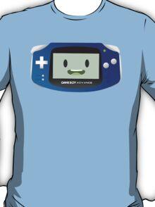 BMO - Blue GBA T-Shirt