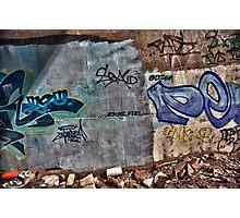Graffiti 3 Photographic Print