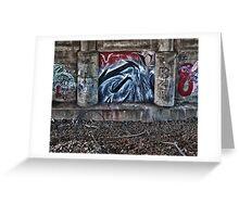 Graffiti 4 Greeting Card