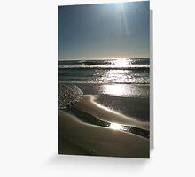 Yallingup Beach Australia  Greeting Card