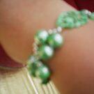 Handmade bracelet elastic fit... by anaisnais