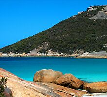Two Peoples Bay by Charles Kosina
