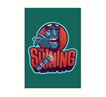 The Shining (Official) Art Print