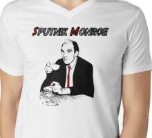 Sputnik Monroe  Mens V-Neck T-Shirt
