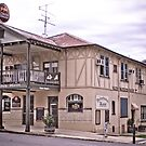 "Yackandandah Hotel - The ""Bottom Pub"" by Jane Keats"