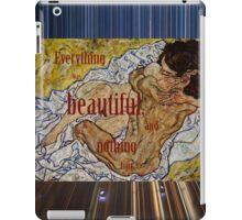 Everything was Beautiful V iPad Case/Skin