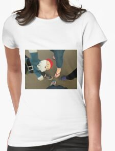 Gnomes In Womens Fitted T-Shirt